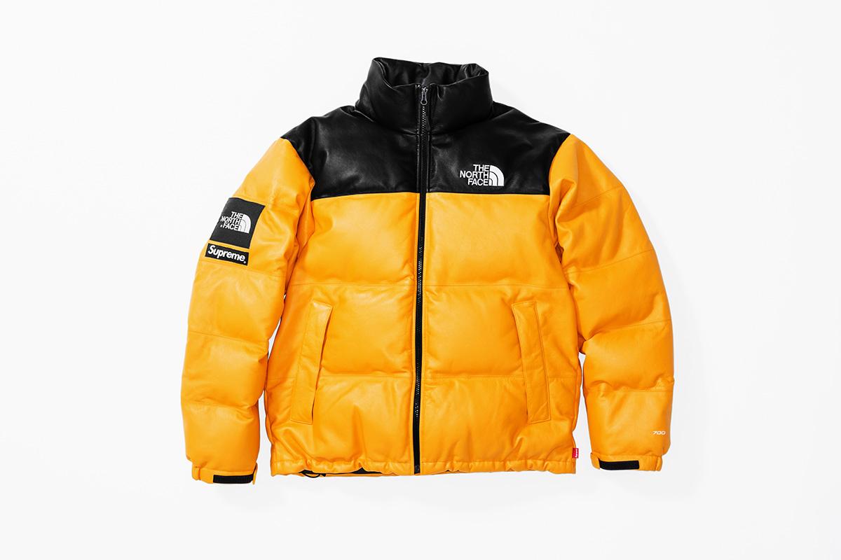 taglia 40 d9415 eb40f Supreme x The North Face Fall/Winter 2017 - HUB Style