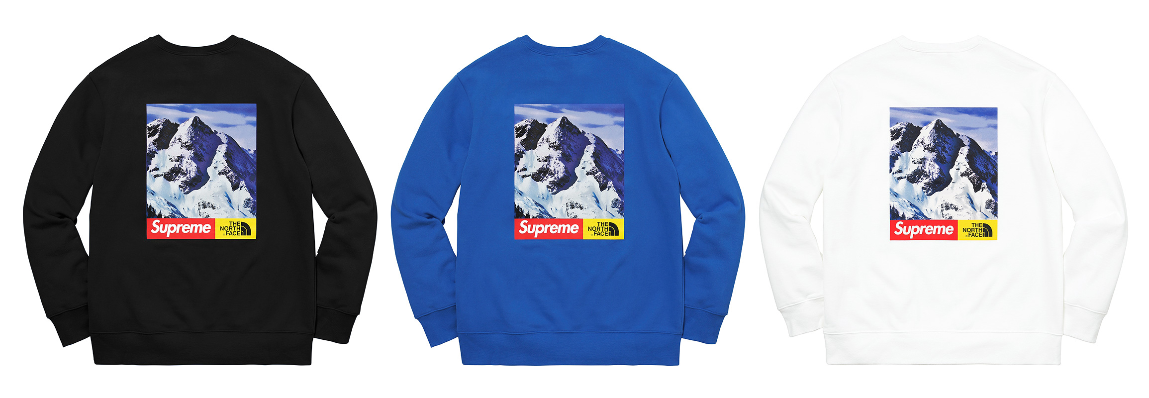 Supreme X The North Face Fall Winter 2017 Hub Style