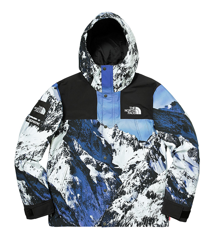 size 40 03860 82ab8 Supreme x The North Face Fall/Winter 2017 - HUB Style