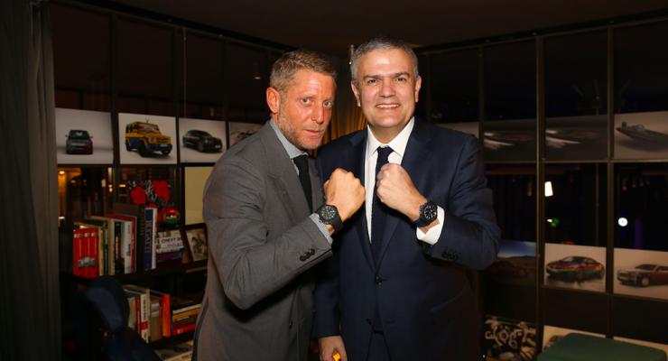 Continua la partnership tra Hublot e Italia Independent