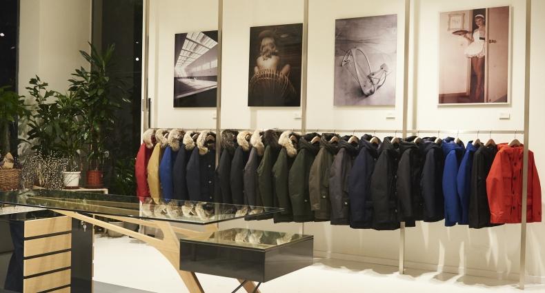Design Week 2018: Woolrich x Mollino's Magical Eye