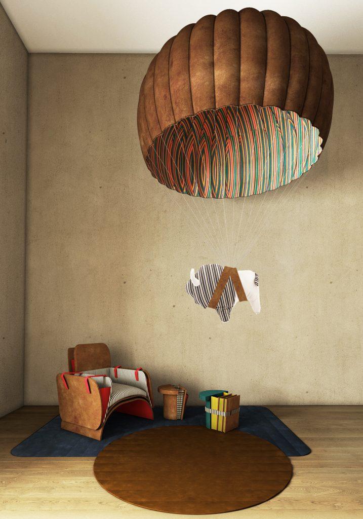 Design Week: Il Bisonte con il giovane designer italiano Federico Peri 1
