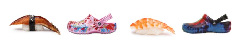 Design Week: The Onigiri Art x Crocs 2