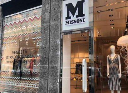 M Missoni chiude a Milano