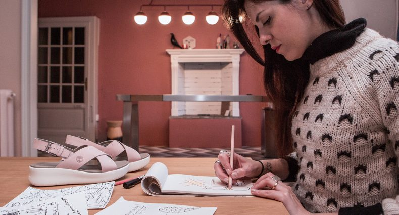 Timberland alla Design Week con Elena Salmistraro 2