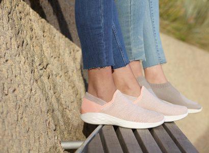 YOU by Skechers: la linea di calzature tutta al femminile