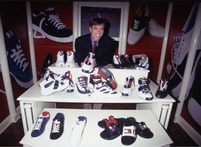 Ritornano gli anni '90 con Tommy Hilfiger