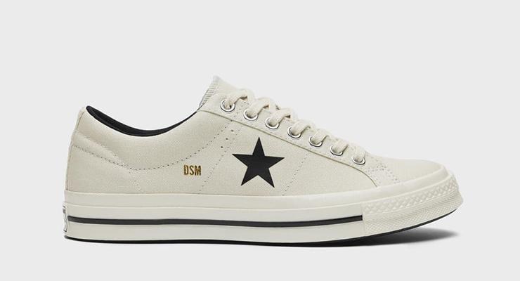 Converse One Star x Dover Street Market HUB Style