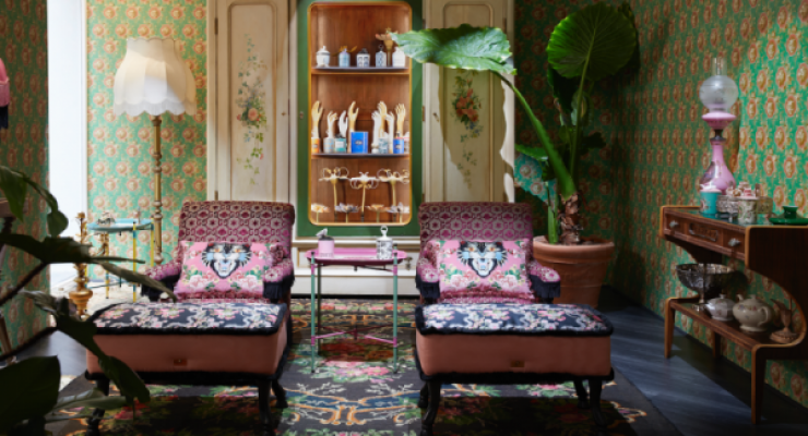 Arredamento Pop Art Milano : Design week gucci décor apre un temporary store a milano