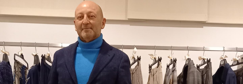 Gianfranco Scotuzzi - amministratore unico Pango
