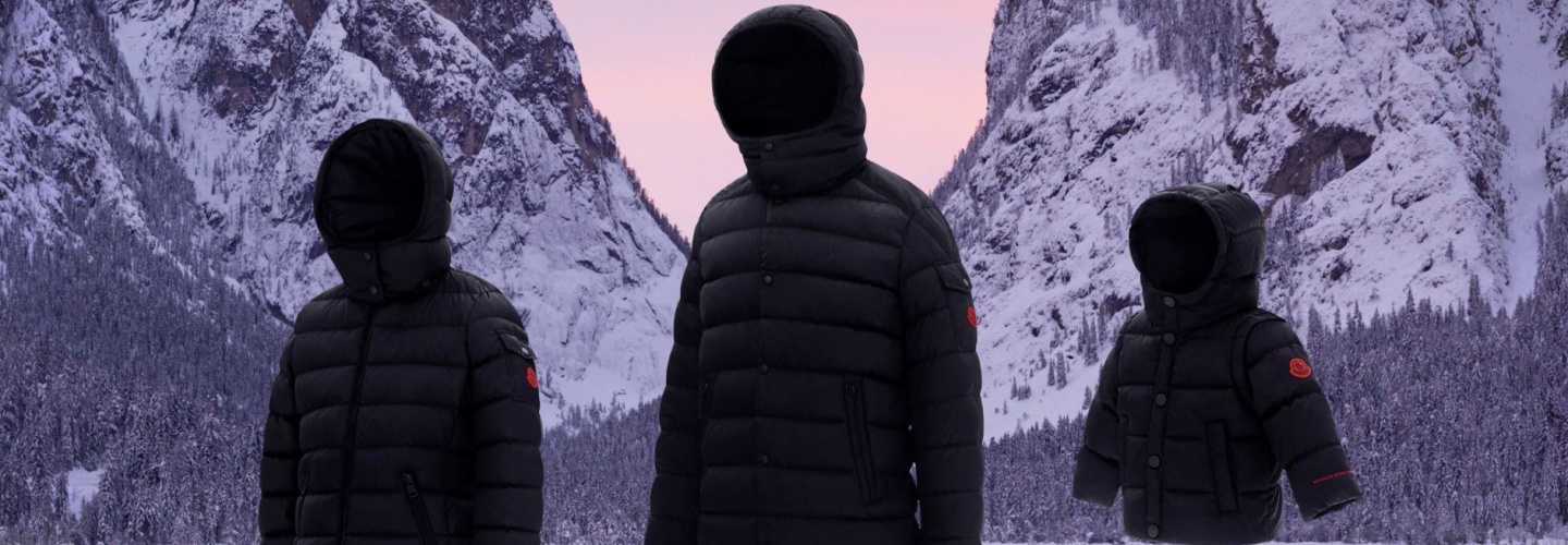 Moncler Born to Protect jackets
